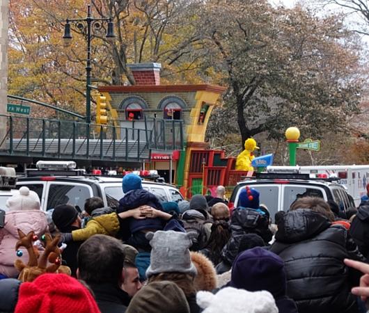 サンクスギビング・デー・パレード 2014_b0007805_21511342.jpg