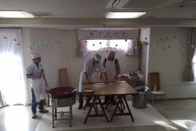 新蕎麦会・・。_d0286718_2364978.jpg