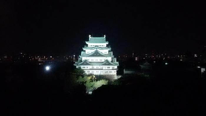 名古屋 Westin Hotel で、お散歩と 会食_f0062122_00333079.jpg