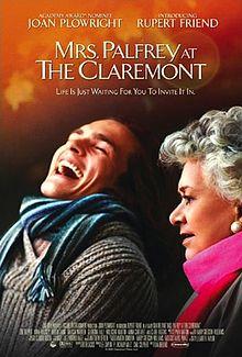 クレアモントホテル Mrs.Palfrey at the Clarermont_e0040938_13242534.jpg