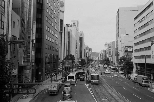 街角~八丁堀電車通り~_b0190540_8102189.jpg