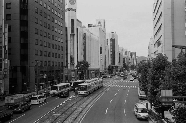 街角~八丁堀電車通り~_b0190540_8103630.jpg