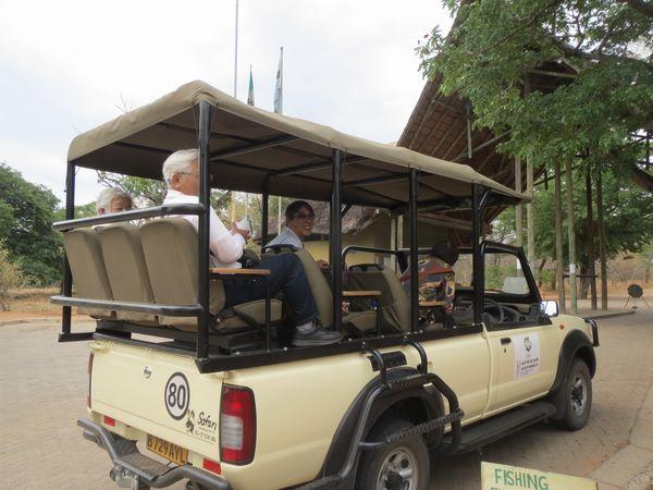 南アフリカ旅行⑦ チョべ国立公園_f0066555_9572852.jpg