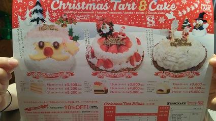 クリスマスケーキ_b0196791_16305844.jpg