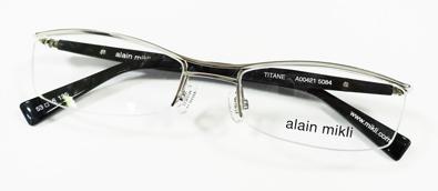 alain mikli TITAN(アランミクリ・チタン)日本企画A00421限定ナイロールフレーム入荷!_c0003493_14451818.jpg