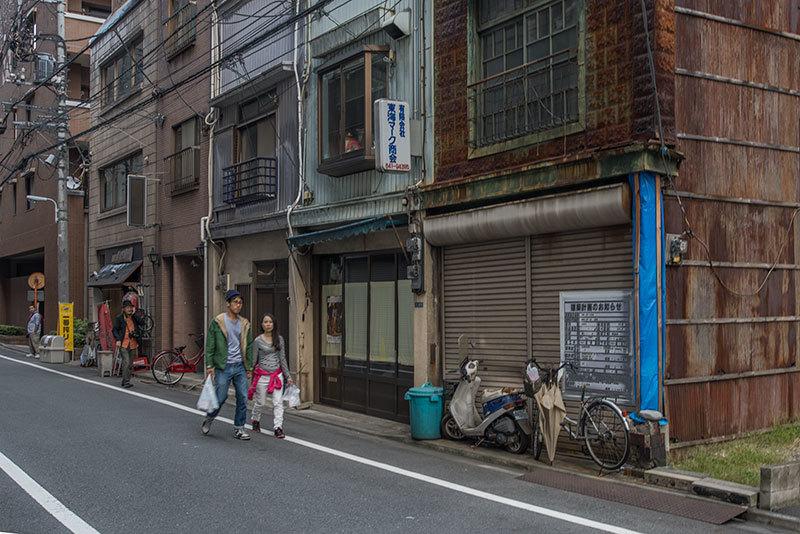 記憶の残像-690 東京都台東区 下谷神社付近_f0215695_16314544.jpg