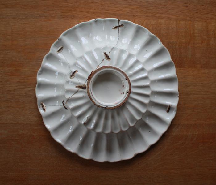 フランスの輪花皿 _f0074803_14331397.jpg
