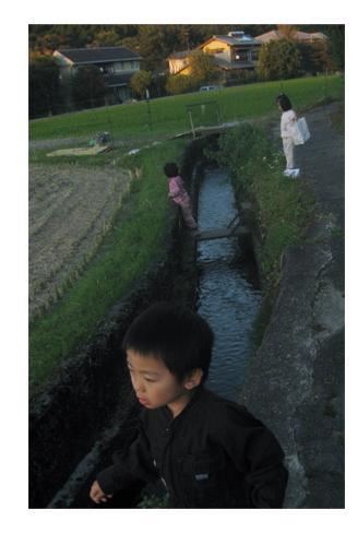 秋のひろいもの・」幼児クラス(上高野・比良)_f0211514_1832035.jpg