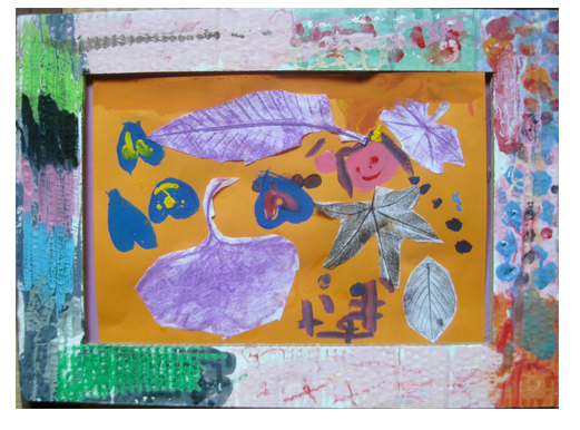 秋のひろいもの・」幼児クラス(上高野・比良)_f0211514_18361814.jpg