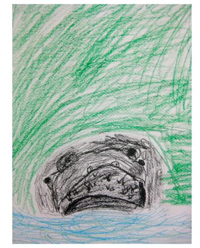 動物園にいって・小学生クラス_f0211514_18531436.jpg