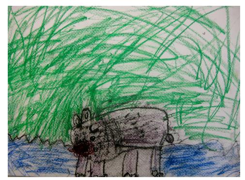 動物園にいって・小学生クラス_f0211514_18533811.jpg