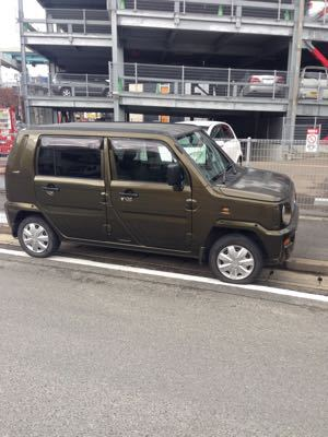 やべぇーー、マニュアル車って、こんなに面白かったっけ!?_a0110720_1092532.jpg