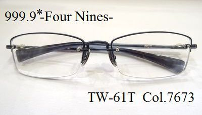 999.9-Four Nines- 2014-2015 COLLECTION 入荷致しました! by 甲府店 _f0076925_1058037.jpg