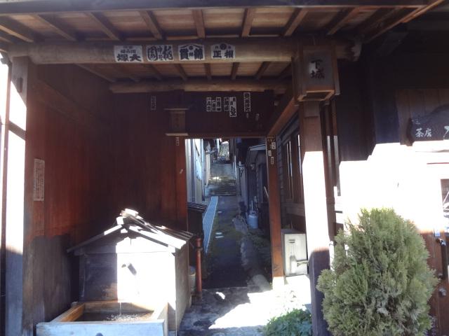 奈良井宿〜木曽福島_f0148927_1215396.jpg