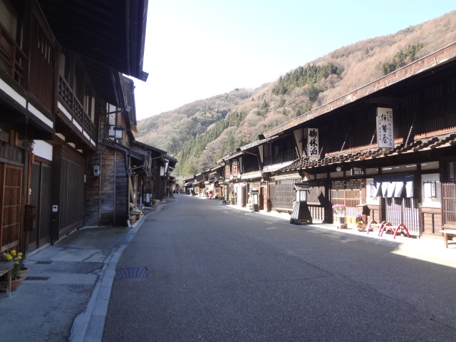 奈良井宿〜木曽福島_f0148927_1291610.jpg