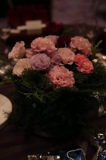 秋の装花 目黒雅叙園 舞扇さまへ 安室奈美恵風に_a0042928_21295376.jpg