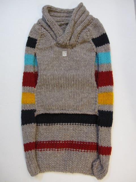 More knit - Chilly Dog ニット新作色々です_c0151934_174459100.jpg