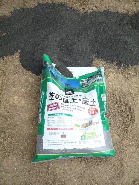 2014年11月29日 庭の芝張り作業 ②_b0341140_14272485.jpg