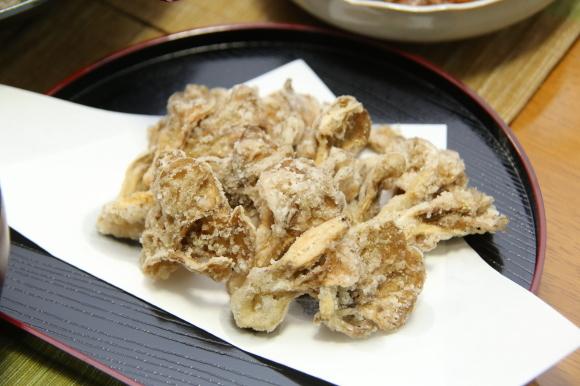 鶏肉のカリカリポテト包み和風弁当&牡蠣のから揚げあんかけ和膳_c0326245_11133106.jpg