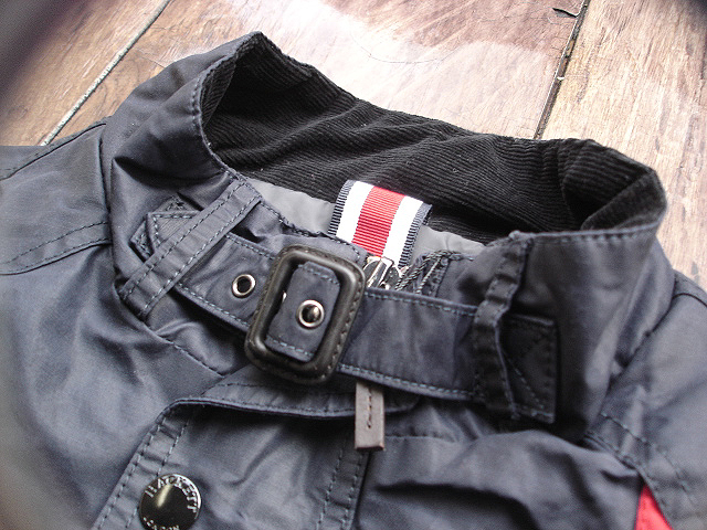 NEW : HACKETT LONDON [Aston Martin Racing] 4 POCKET Waxed Jacket !!_a0132147_23241354.jpg