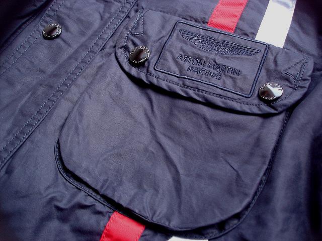 NEW : HACKETT LONDON [Aston Martin Racing] 4 POCKET Waxed Jacket !!_a0132147_2324590.jpg