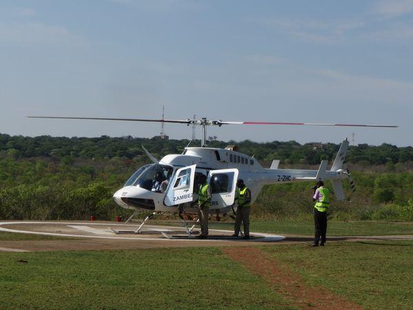 南アフリカ旅行⑧ 空から、陸から、水上から_f0066555_101367.jpg