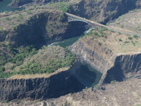 南アフリカ旅行⑧ 空から、陸から、水上から_f0066555_10234042.jpg