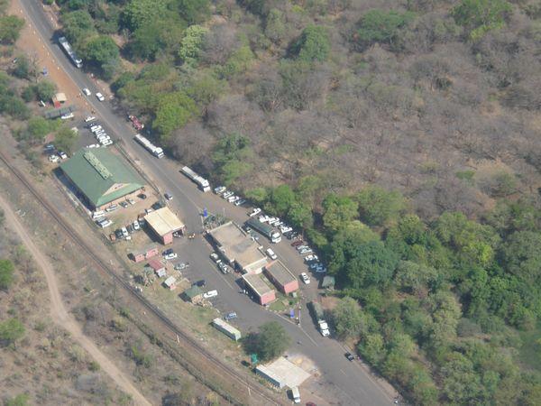 南アフリカ旅行⑧ 空から、陸から、水上から_f0066555_10285036.jpg