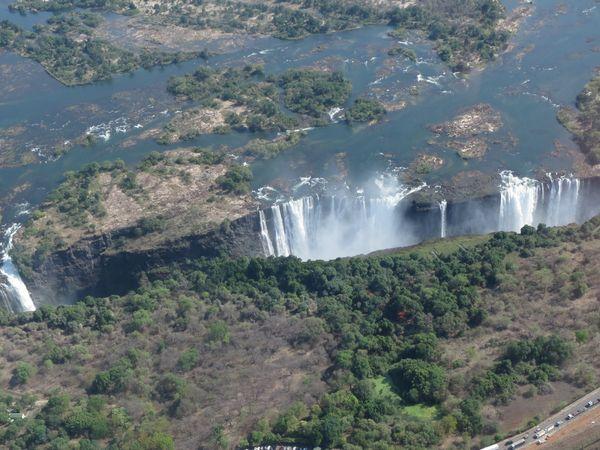 南アフリカ旅行⑧ 空から、陸から、水上から_f0066555_10441585.jpg