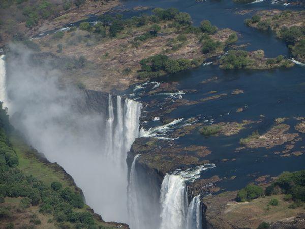 南アフリカ旅行⑧ 空から、陸から、水上から_f0066555_10591445.jpg
