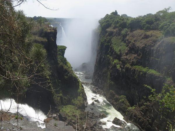 南アフリカ旅行⑧ 空から、陸から、水上から_f0066555_1113188.jpg