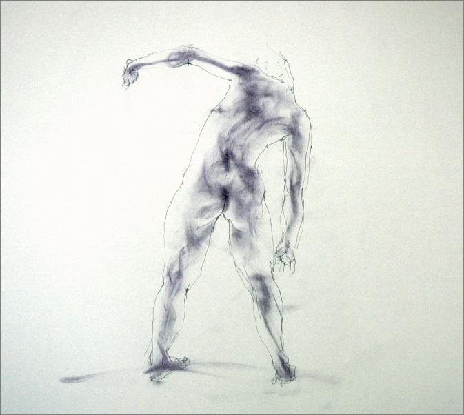 《 透明人間を速写(croquis)する。》_f0159856_1052137.jpg
