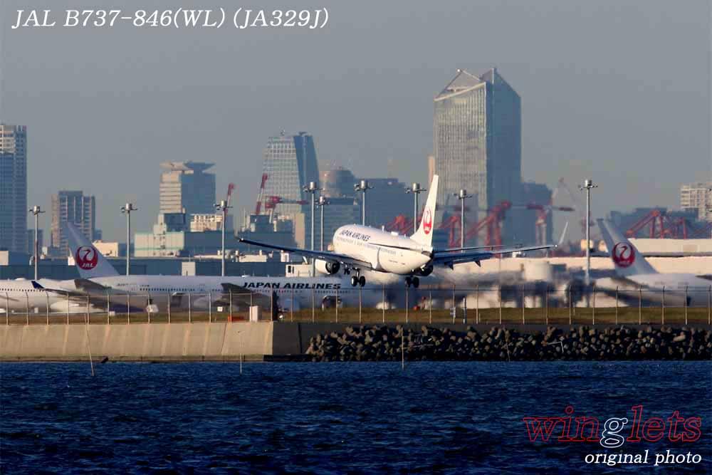'14年 川崎・浮島公園レポート・・・JAL/JA329J_f0352866_23353082.jpg