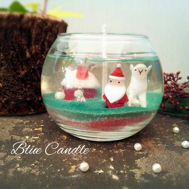 クリスマスキャンドル_a0285570_23210049.jpg