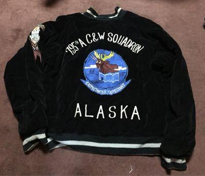 アメリカ仕入れ情報#16 50\'s アラスカ スーベニアJKT_c0144020_11422533.jpg