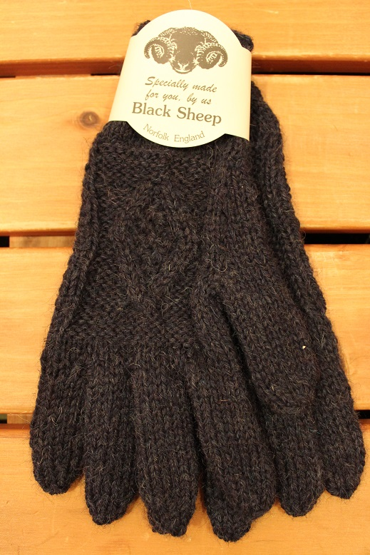 "BLACK SHEEP ""HAND KNIT ARAN GLOVE\"" ご紹介_f0191324_9305788.jpg"