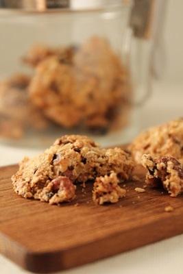 オートミールのクッキーに使うフルーツは。_a0165538_11213673.jpg