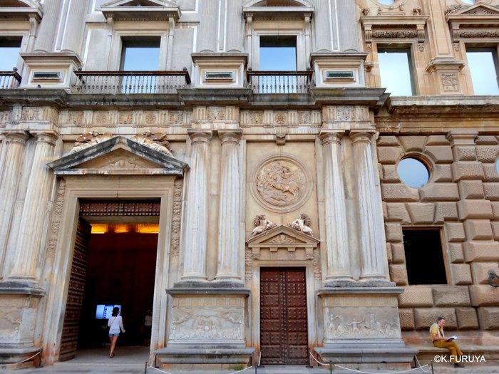スペイン旅行記 16  アルハンブラ宮殿_a0092659_18104834.jpg