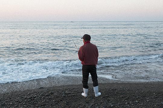 漁師の花畑 魚釣り_d0159062_22203527.jpg