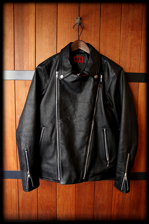 """KID The PRETENDER"" (COUNT5) LEATHER JACKET_e0325662_12331145.jpg"