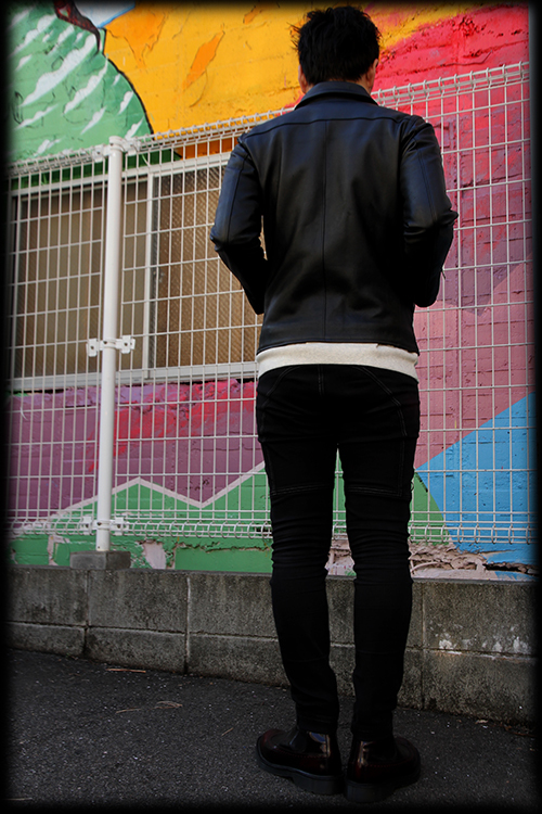 """KID The PRETENDER"" (COUNT5) LEATHER JACKET_e0325662_12492639.jpg"