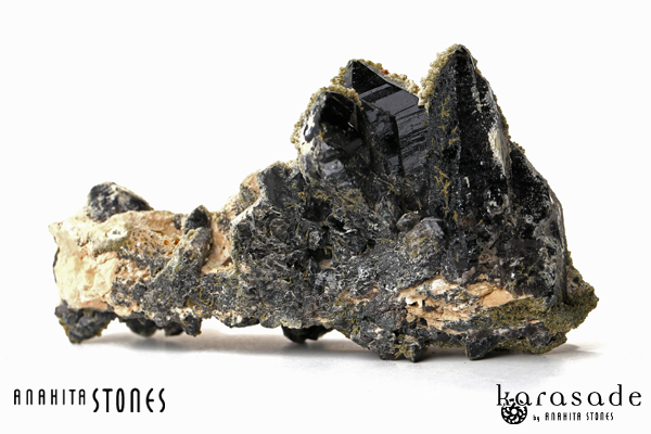 天然黒水晶クラスター(チベット産)_d0303974_14515117.jpg