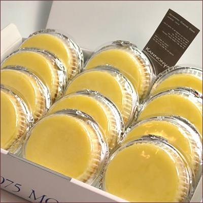 KANNONYAのチーズケーキ_f0172281_5393347.jpg