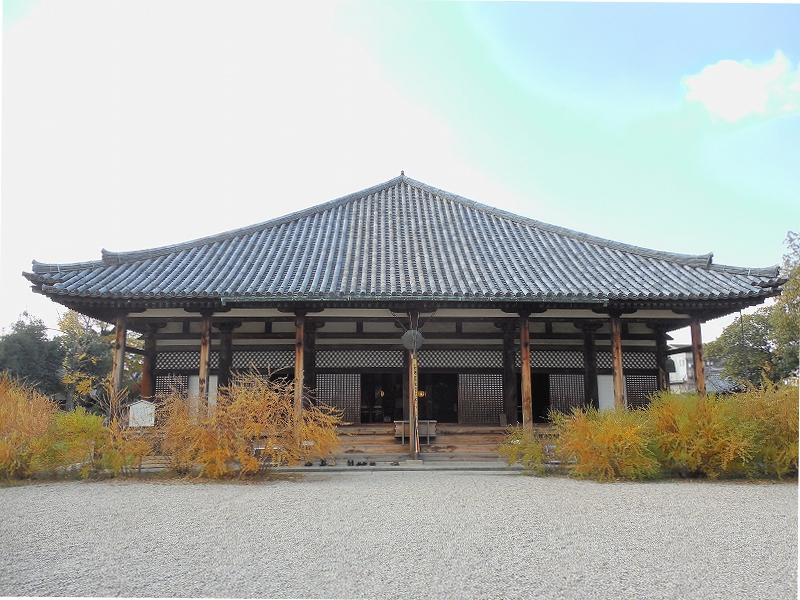 奈良の世界遺産、元興寺_d0116009_124876.jpg