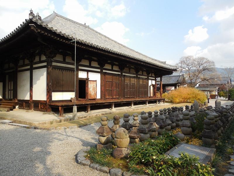 奈良の世界遺産、元興寺_d0116009_127144.jpg