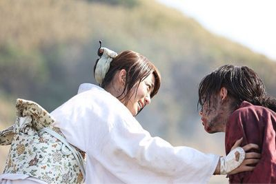 「るろうに剣心〜伝説の最期篇〜」_c0118119_7394187.jpg