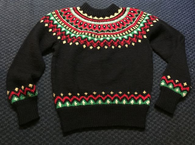 アメリカ仕入れ情報#20  ノルディックセーター !_c0144020_9534825.jpg