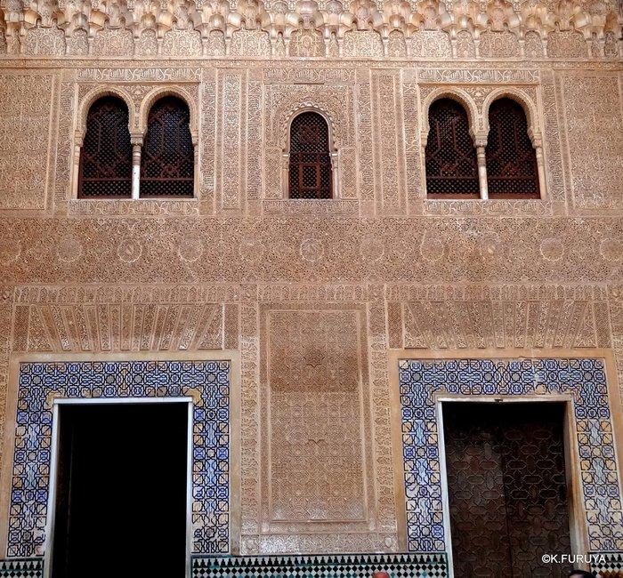スペイン旅行記 16  アルハンブラ宮殿_a0092659_19452368.jpg