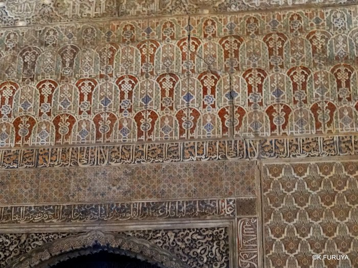 スペイン旅行記 16  アルハンブラ宮殿_a0092659_19562122.jpg