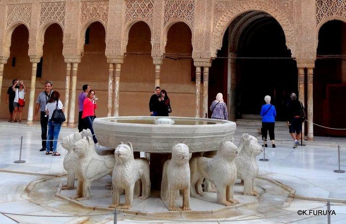 スペイン旅行記 16  アルハンブラ宮殿_a0092659_23332890.jpg